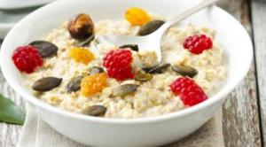 oats aux fruits